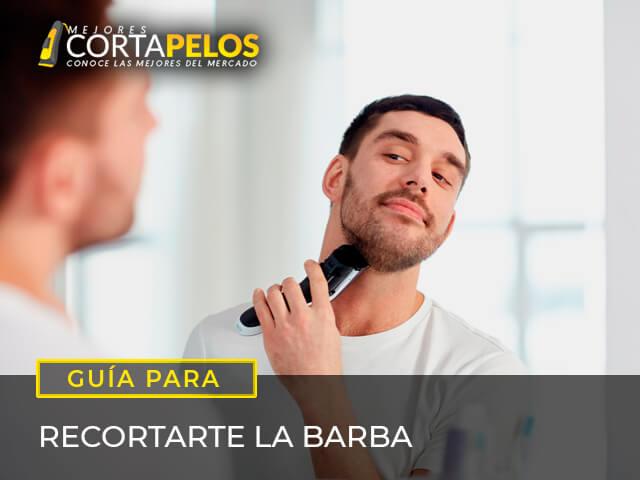 Como Recortarse La Barba 1